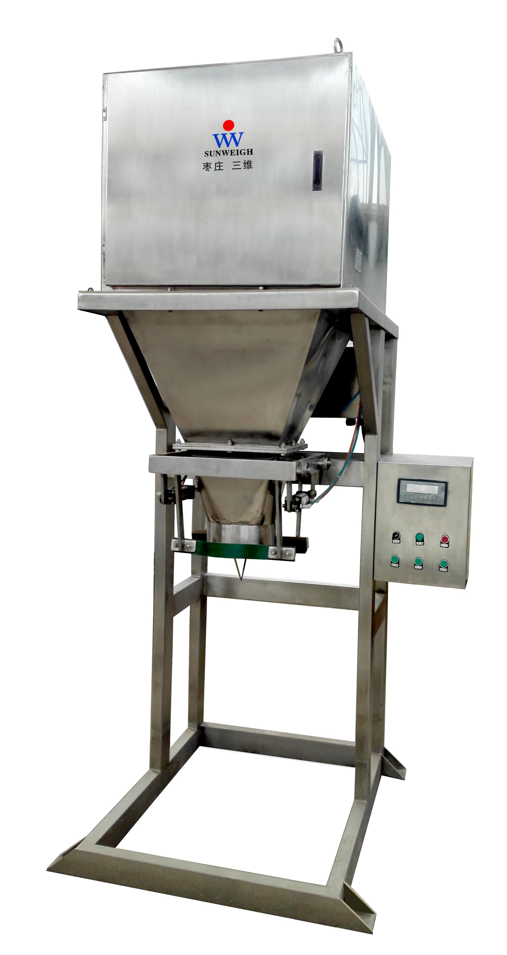 Full Stainless Steel Quantitative Packaging Machine