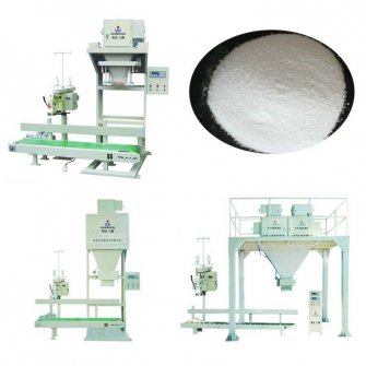 Ammonium chloride quantitative packaging machine