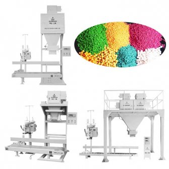 Slow-controlled Fertilizer Quantitative Packaging Machine