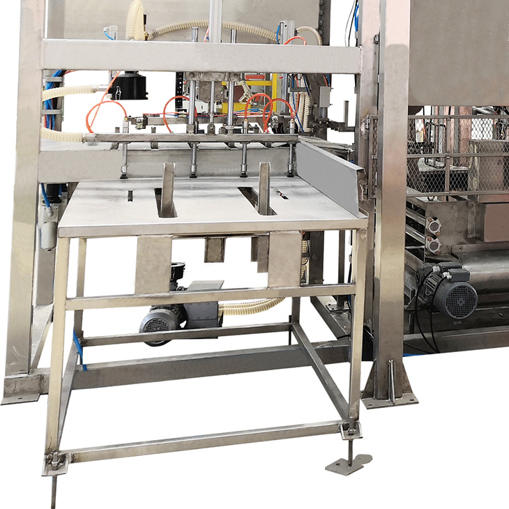 Sunweigh Automatic Bag Feeding Machine