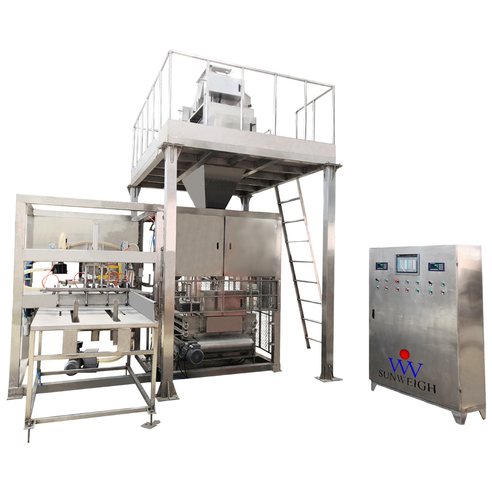 Full automatic corn packaging machine