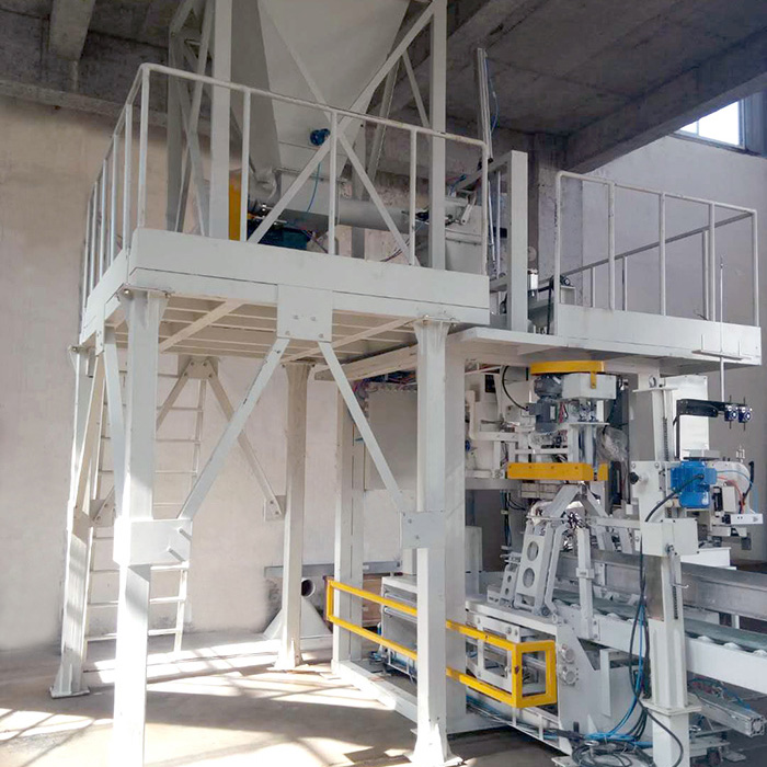 Powder full-automatic packaging machine