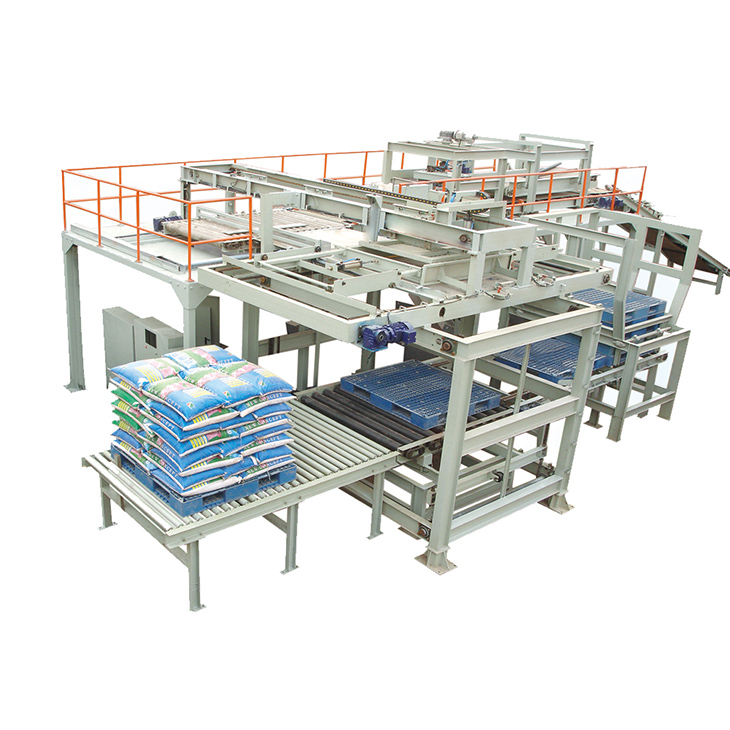High automatic palletizer